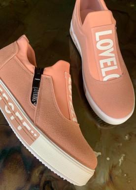 diva sneakers rosa