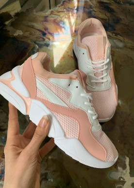 Soya sneakers Rosa