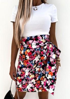 Jill skirt flower