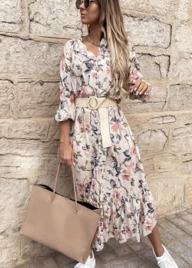 Allie flower dress