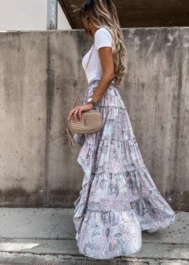 Soffy skirt pastel