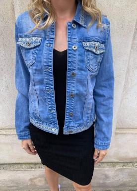 Steffie denim jacket