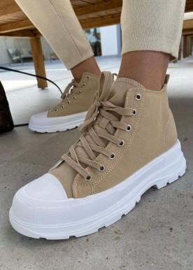 Johanna sneakers beige