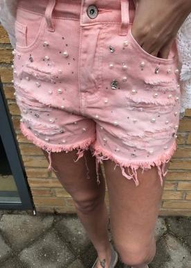 Toxic shorts - rosa
