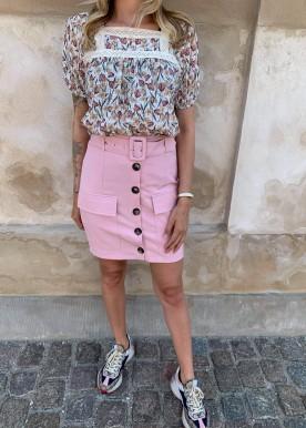 Copperose skirt rosa