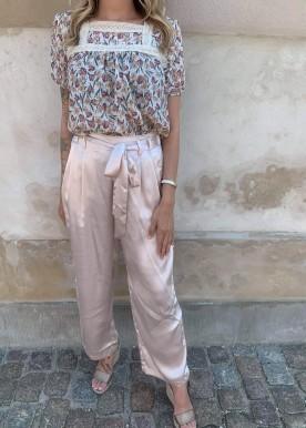 Anita pants golden