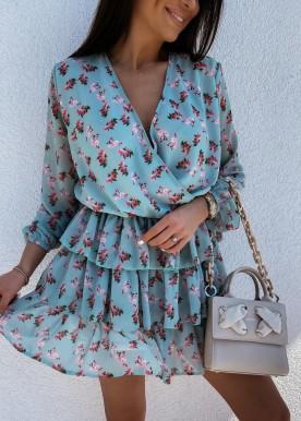 Annika dress Blue