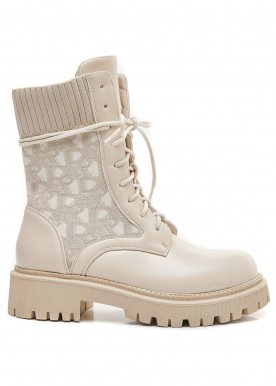 maquez boots beige