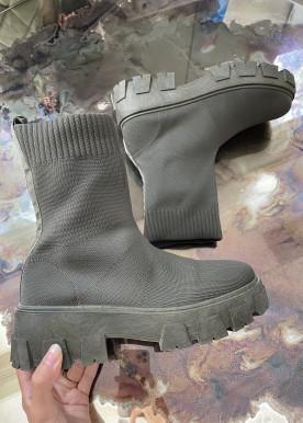 Hoddie boots army