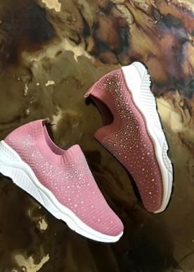 Vita glitter sneakers rosa S04