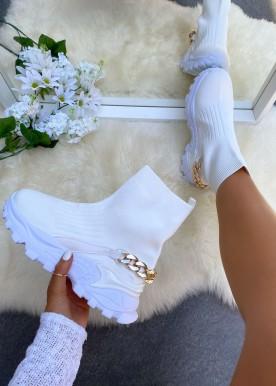 Louiz sneakers white