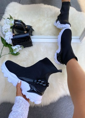 Louiz sneakers black