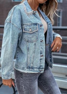 Kanta blue denim jacket