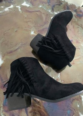 Anna boot Black G1768