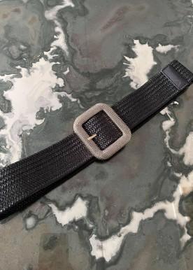 frey belt black