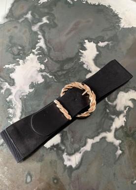 Nika belt black