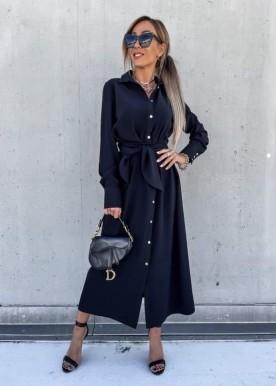 Olie dress Black