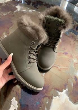 zara boots army