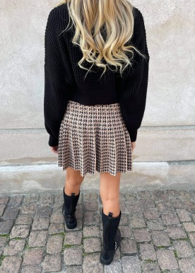 Suset skirt camel