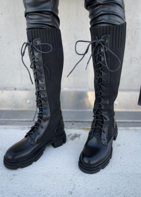 Paula Long boot