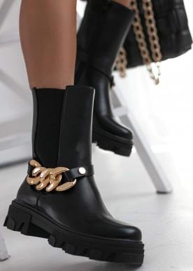 Julie Black boot