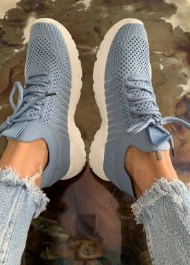 vega sneakers blå