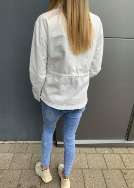 lidy jacket white