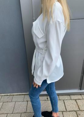 koolook jakke hvid