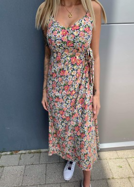 Rose flower kjole