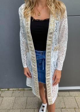 anna kimono hvid