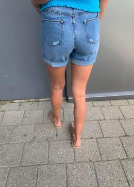 milana cowboy shorts