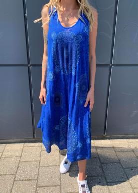 Pam kjole blå