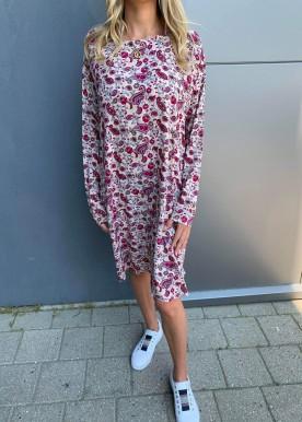 Stacia kjole pink