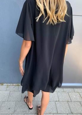 Deb kjole sort