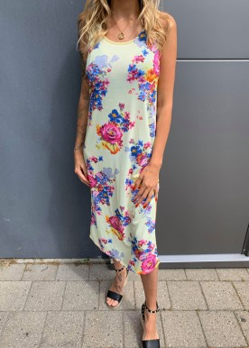 Anemone kjole gul