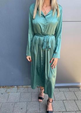 Samira kjole grøn