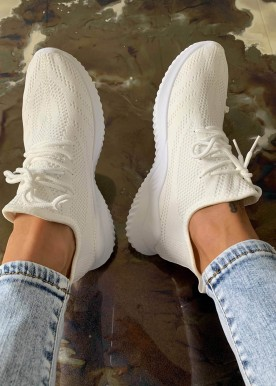 Maise sneakers hvid
