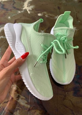 Maise sneakers mint