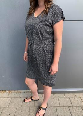 Julie kjole sort