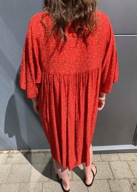 Smila kjole rød