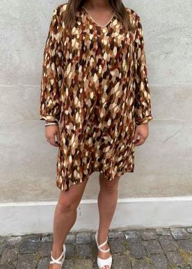 Ellis multi kjole