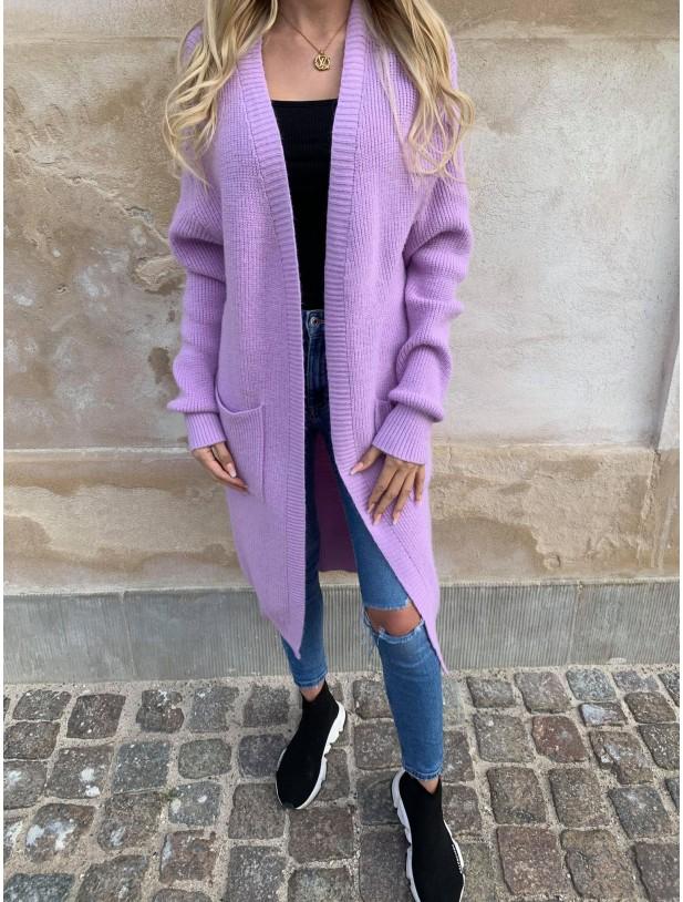 Heidi sweat purple