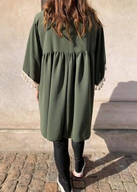 Melinda kjole army