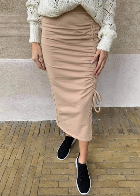 Lilly skirt nude