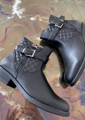 Atella støvle Black