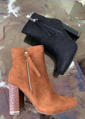 vanessa boot brown