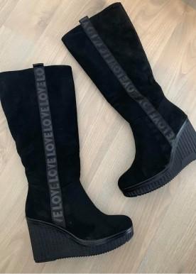 Emily boot long