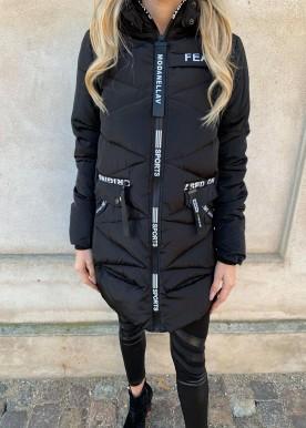 rigi jacket black
