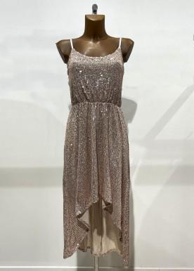 Ariel palliet dress