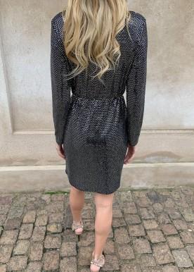 Asta glitter dress